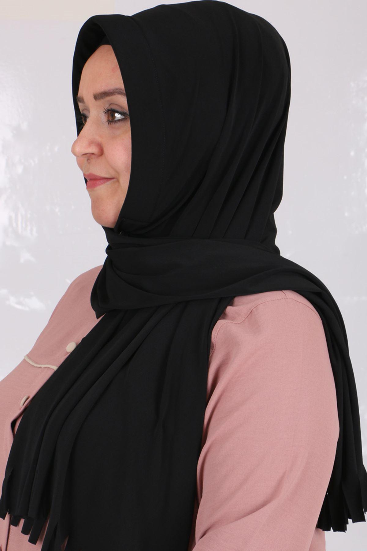 506 Instant Shawl - Black