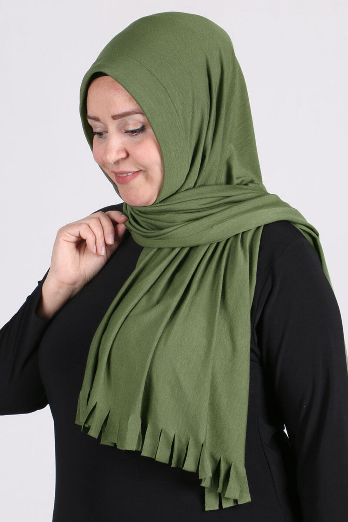 505 Instant Shawl - Green