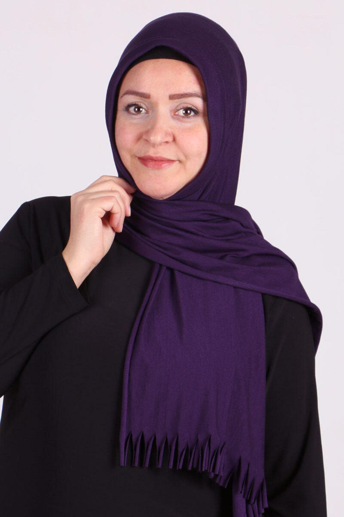 505 Instant Shawl - Purple