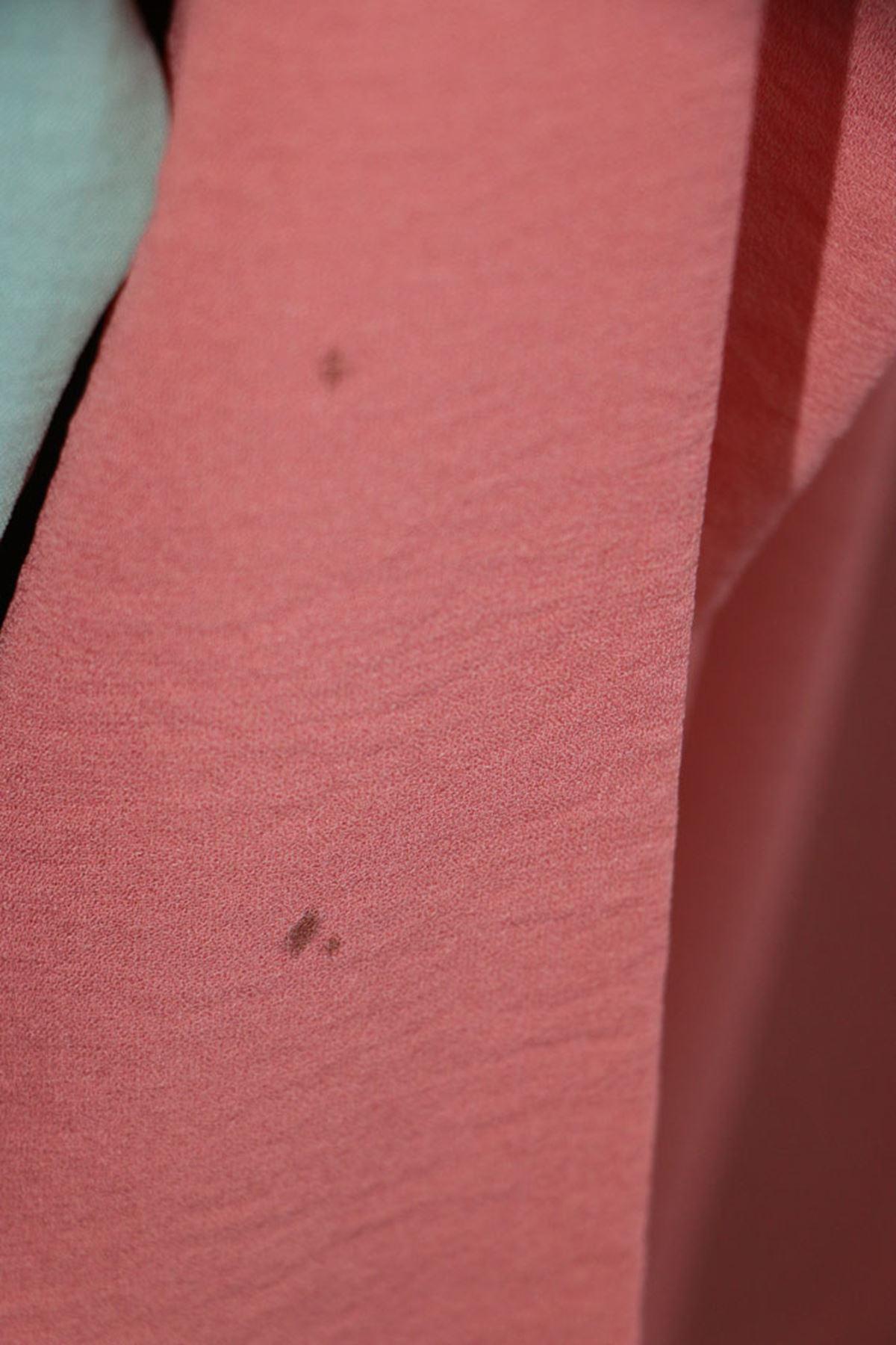 D-3173 Büyük Beden Defolu Basic Ceket - Yavruağzı