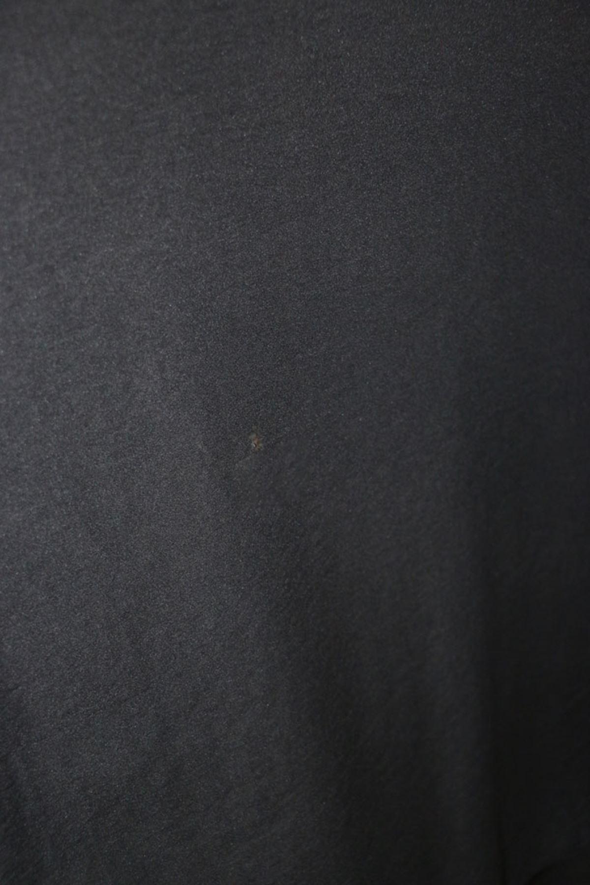 D-8482 Büyük Beden Defolu Mucize Tunik - Siyah