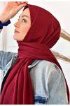 14029 شال - أحمر كلاريت